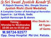 Top 10 Best Astrologers in Chandigarh